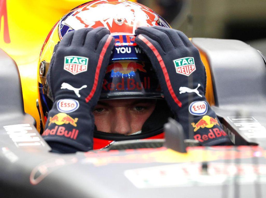 Verstappen Tercepat, Red Bull Sapu Bersih Sesi Latihan