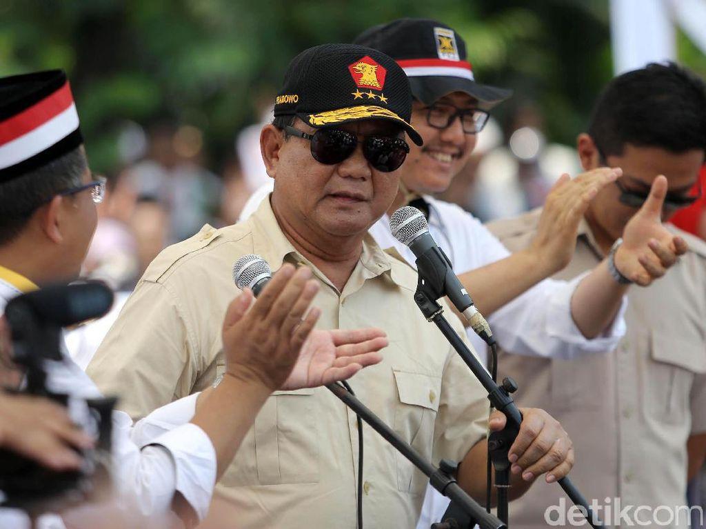 Potret Gerakan Revolusi Putih yang Digagas Prabowo