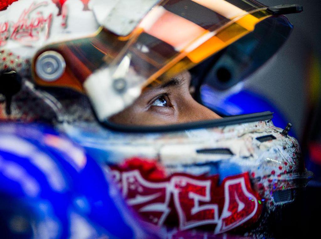Kepercayaan Toro Rosso Bikin Sean Tak Grogi