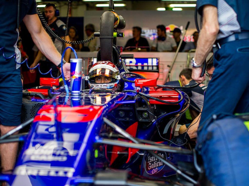 Penilaian Toro Rosso terhadap Performa Sean Gelael