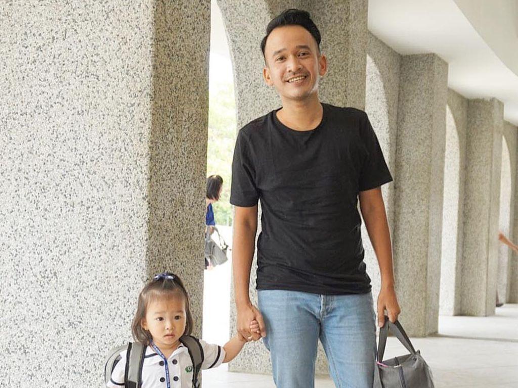 Ruben Onsu Jarang Pulang, Putrinya Protes