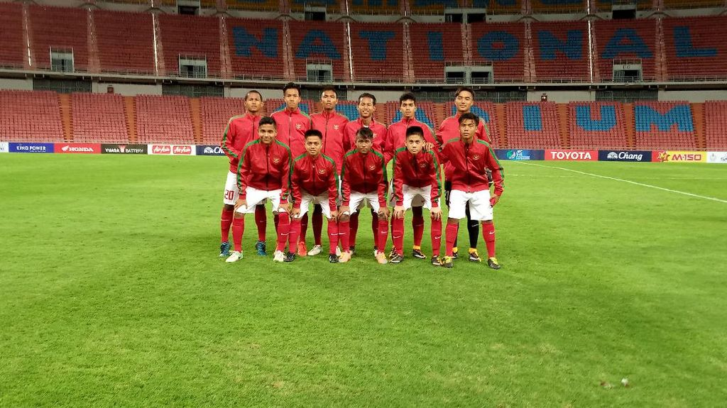 Indonesia Lolos ke Piala Asia U-16, Ini Kata Fakhri Husaini