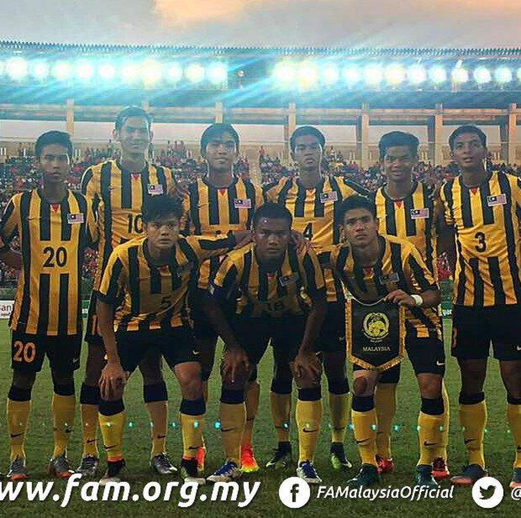Malaysia Jumpa Thailand di Final, Myanmar dan Indonesia Berebut Tempat Ketiga