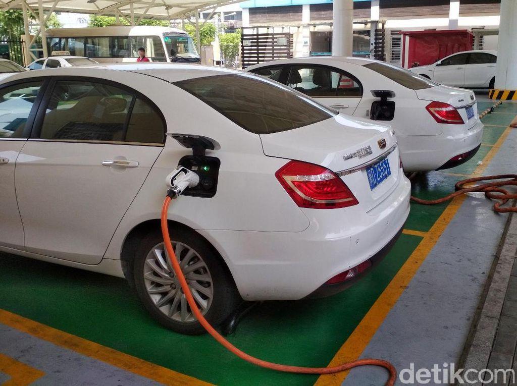 PLN-Hyundai Collabs Bikin SPBU Listrik