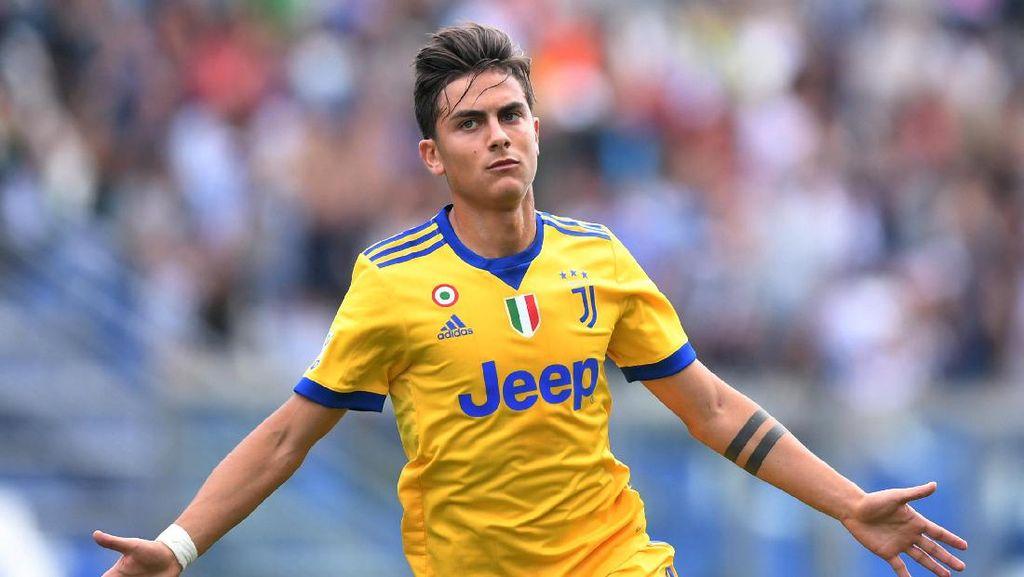 Tak Mau Dikaitkan dengan Messi, Dybala Ingin Punya Cerita Sendiri