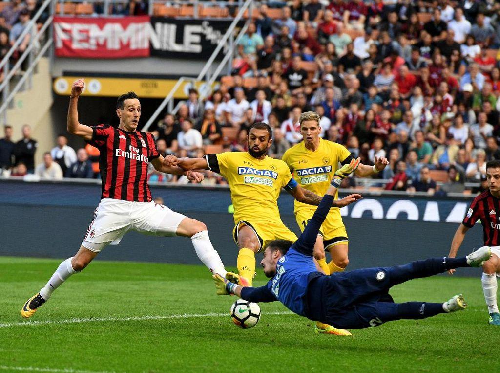 Milan: Nikola Kalinic Tak Cuma Diminati Atletico Madrid