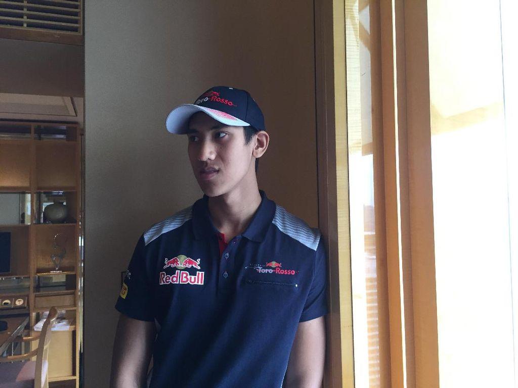 Dari Sean untuk Toro Rosso