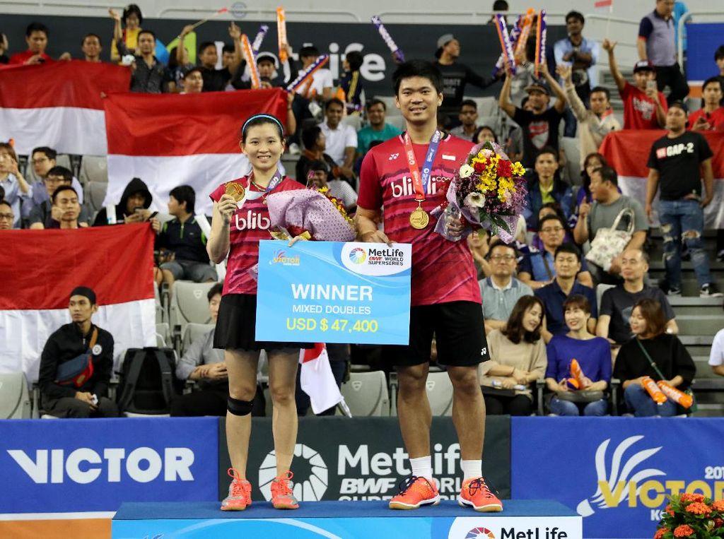 Praveen/Debby Juara Korea Open!