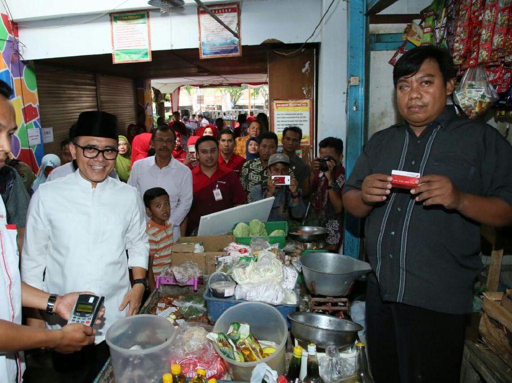 e-Retribusi, Solusi Mudah Bayar Iuran Pasar di Banyuwangi