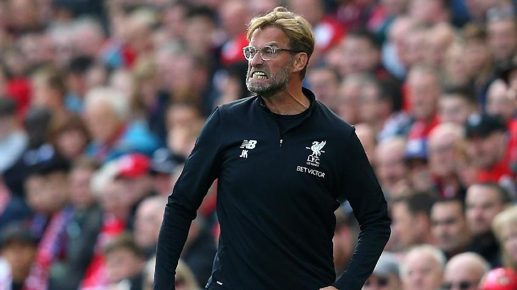 Klopp Akui Khawatir dengan Pertahanan Liverpool