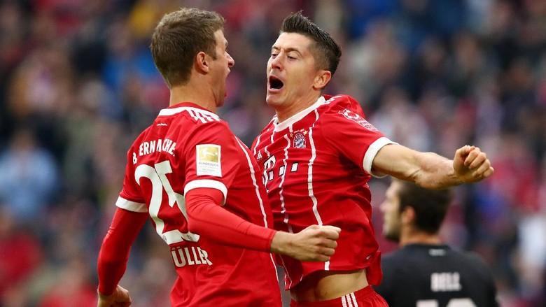 Saatnya Bayern Lanjutkan Momentum