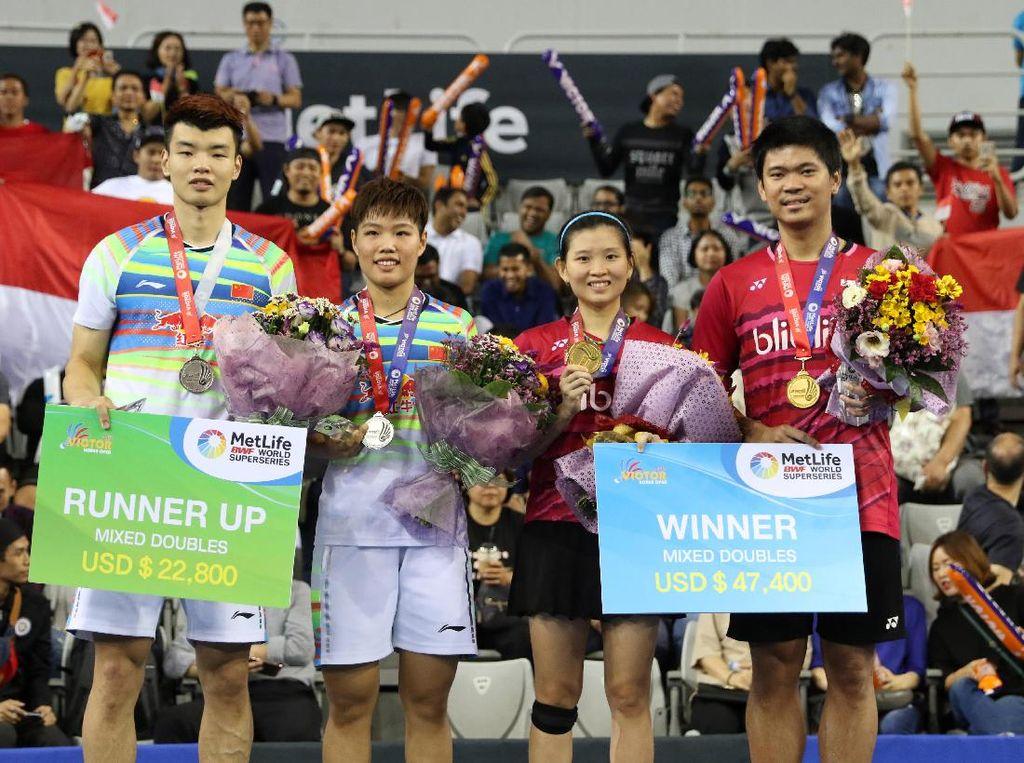 Ini Kunci Sukses Praveen/Debby di Final Korea Open