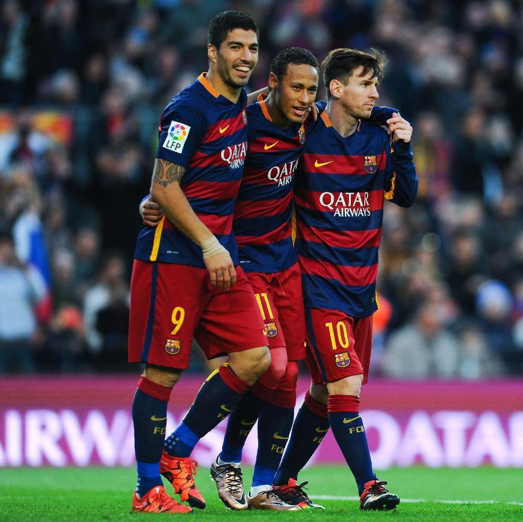 Lionel Messi Tak Suka Kalau Neymar Berlabuh ke Real Madrid