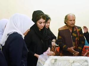 Natalie Sarah Ditinggal Ibunda, Raffi Ahmad Disindir soal Ayu Ting Ting