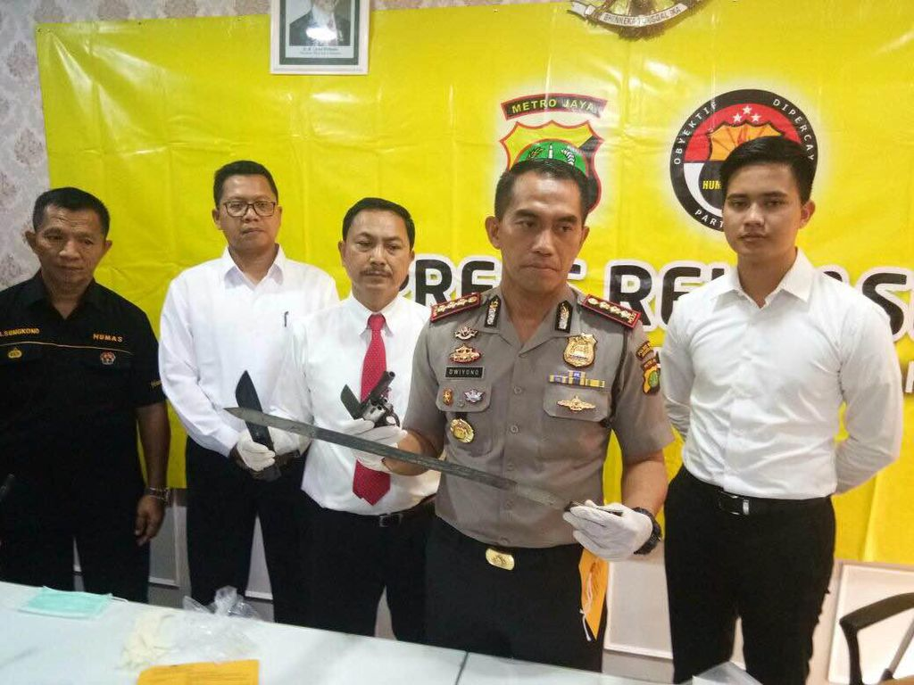 Polisi Tembak Mati Spesialis Pencurian Rumah Kosong di Jakut
