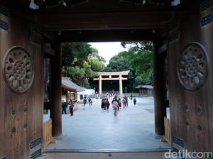 Foto: Sisi Lain Tokyo yang Menenangkan