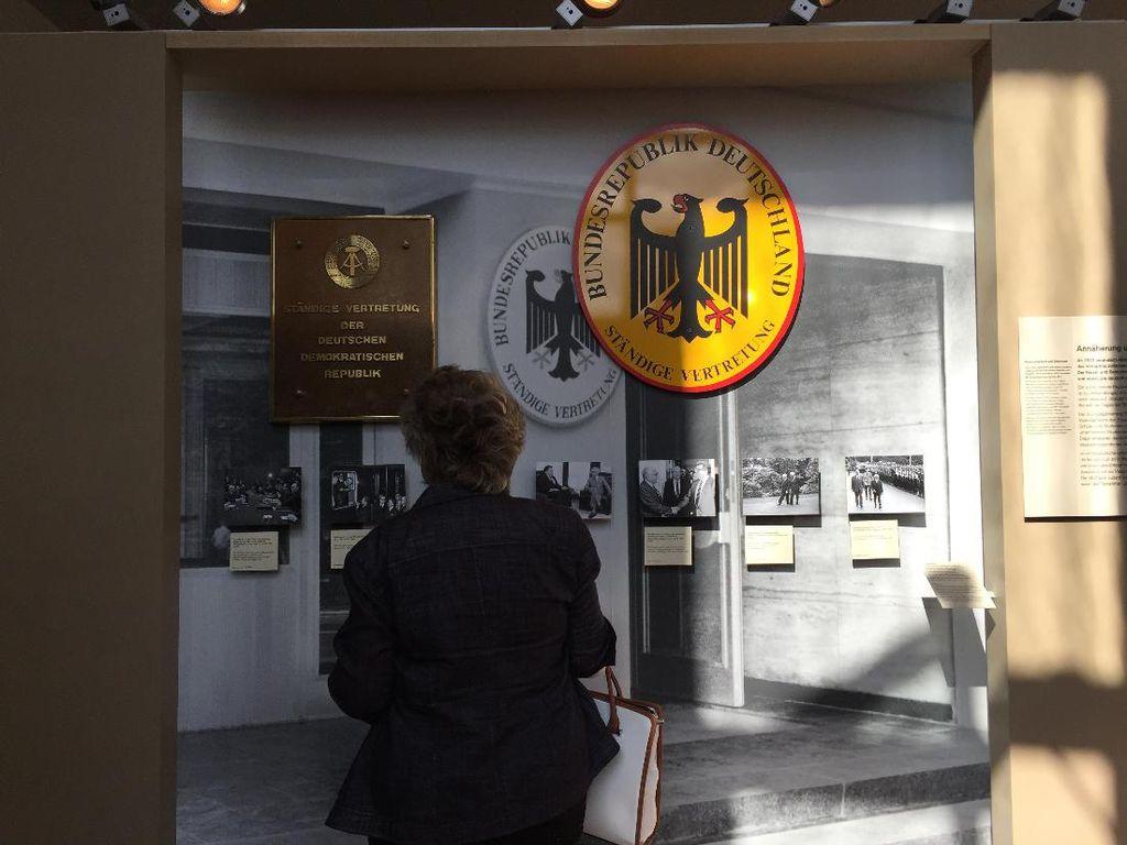 Video: Menelusuri Sejarah Tembok Berlin di Tranenpalast