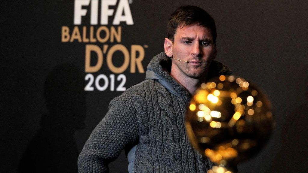 Cuma Pakai Kaus, 5 Gaya Lionel Messi Ini Seharga Motor Sport