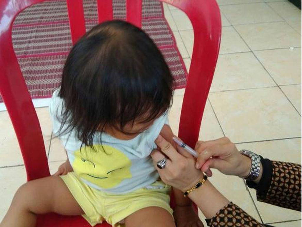 Mengenal Rubella Kongenital, Risiko Jika Vaksin MR Diabaikan
