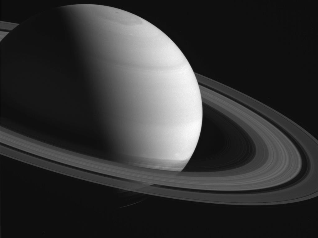 Hasil Karya Cassini, Satelit Penjaga Saturnus