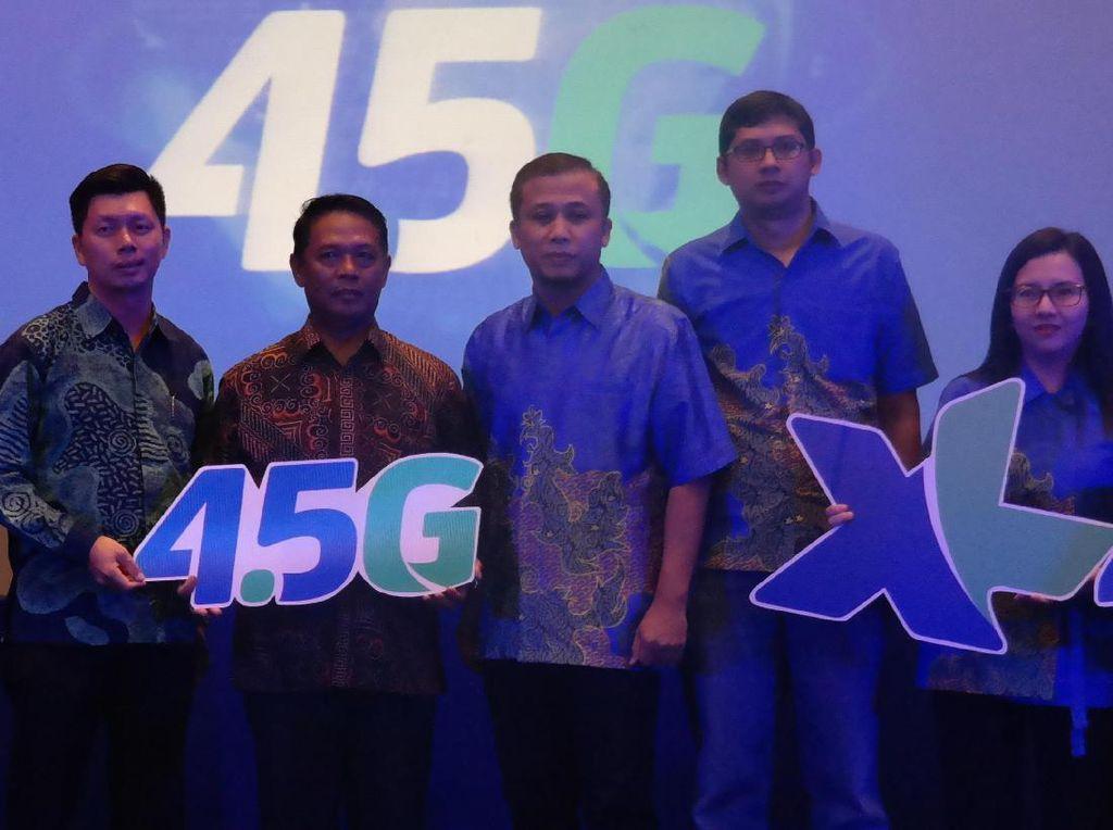 Akhirnya, 4G XL Selimuti Bangka Belitung