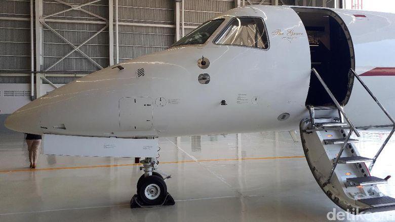 Bisnis Sewa Jet Pribadi Lesu, Dari 50 Jam/Bulan Jadi 30 Jam/Bulan