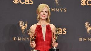 Pidato Nicole Kidman di Emmy Awards 2017 Tuai Kontroversi