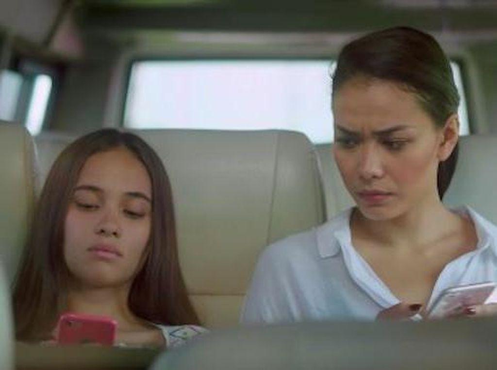 Beneran Susah Sinyal Bikin Aurora Ribero Bete di Lokasi Syuting