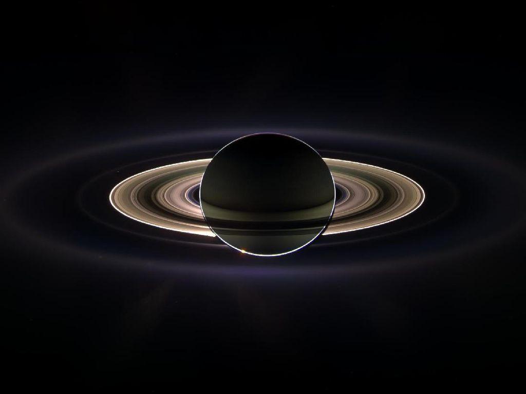 Fakta Unik Saturnus dan Cincinnya yang Bisa Hilang