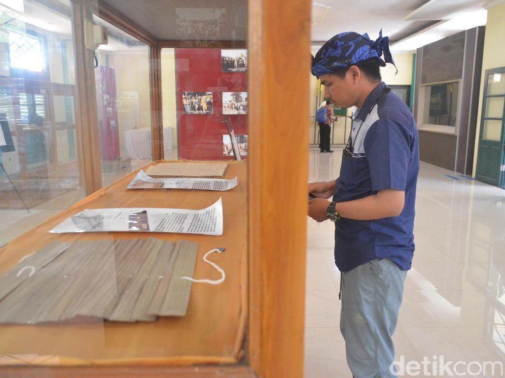 Perpusnas Gandeng Keraton untuk Pelestarian Naskah Kuno