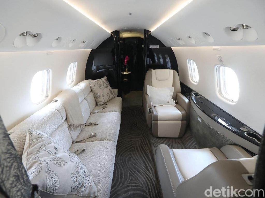 Bukan untuk Pamer, Ini Alasan Pengusaha Beli Jet Pribadi