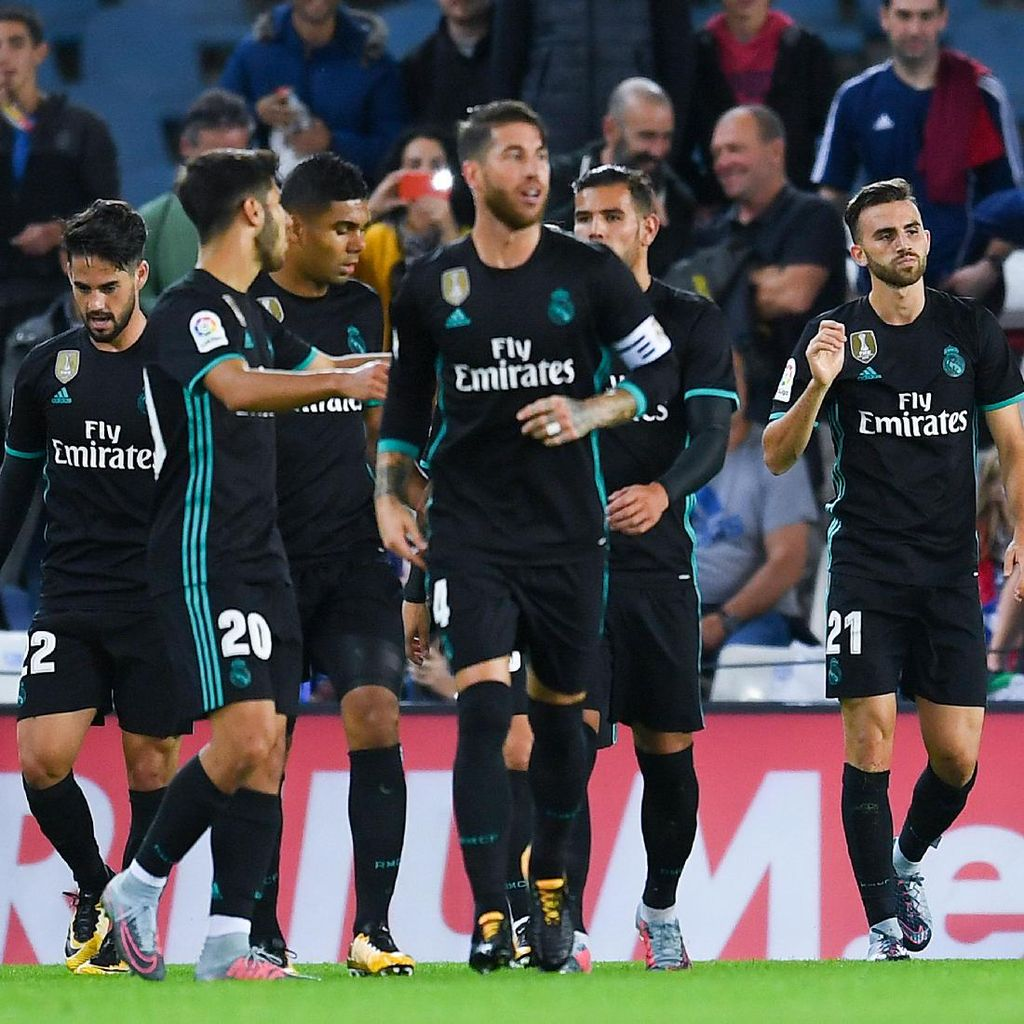 Pelatih Betis: Madrid Sama Baiknya Seperti Barca Saat Dilatih Guardiola