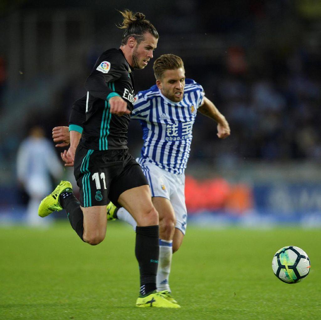Madrid Bungkam Sociedad 3-1