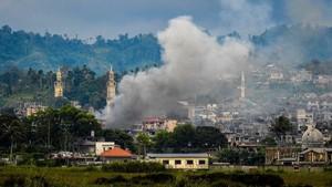Tentara Filipina Klaim Rebut Pusat Komando ISIS di Marawi