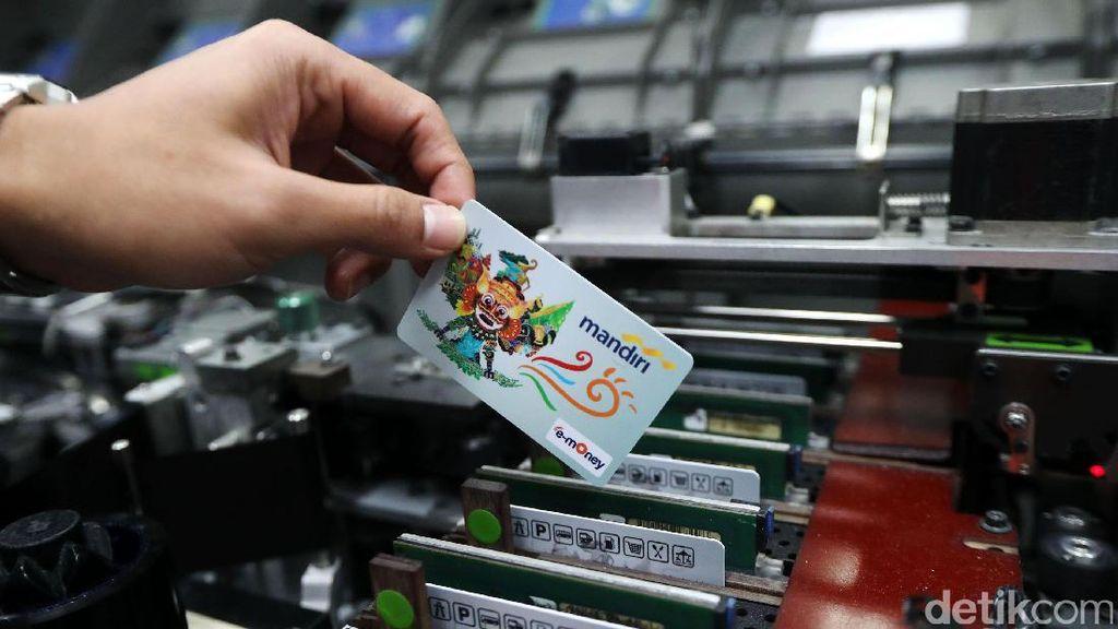 Melihat Pembuatan Kartu e-Money