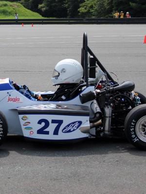 Mobil Formula Buatan Mahasiswa Yogya Dapatkan Hasil Bagus