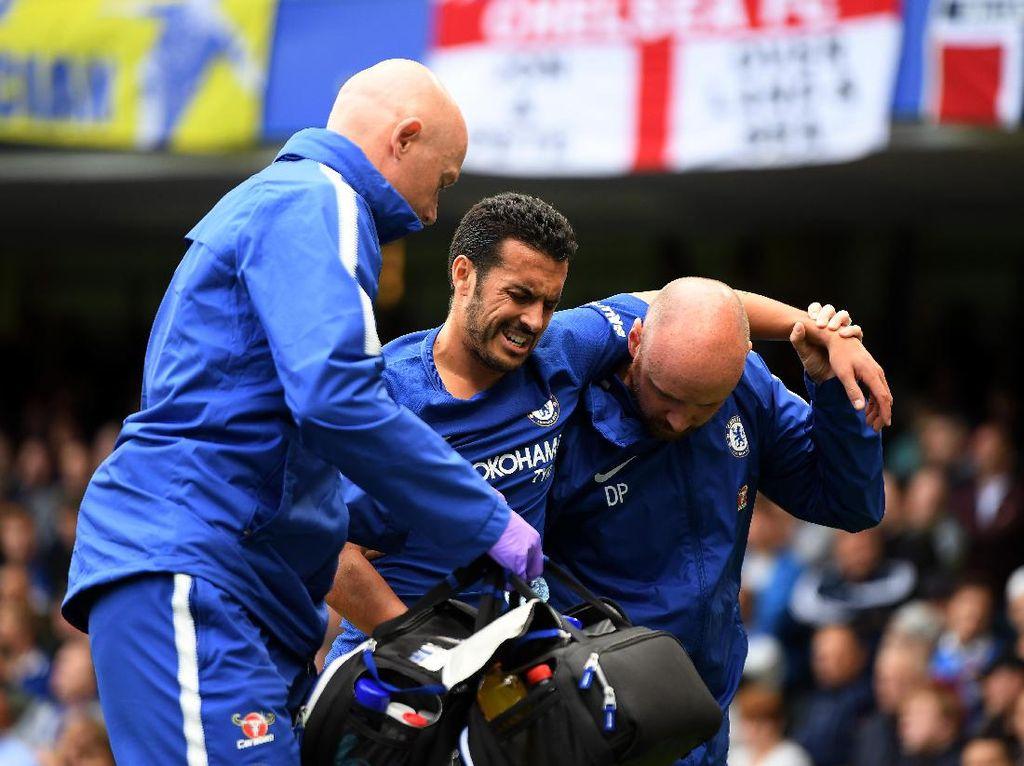 Conte Berharap Cedera Pedro Tidak Parah