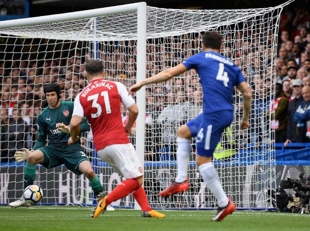 Arsenal Clean Sheet Lagi di Markas Chelsea Setelah 12 Tahun