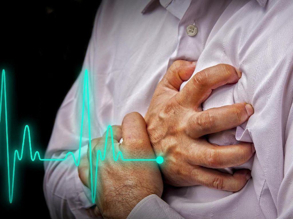 Cegah Mati Mendadak Akibat Serangan Jantung