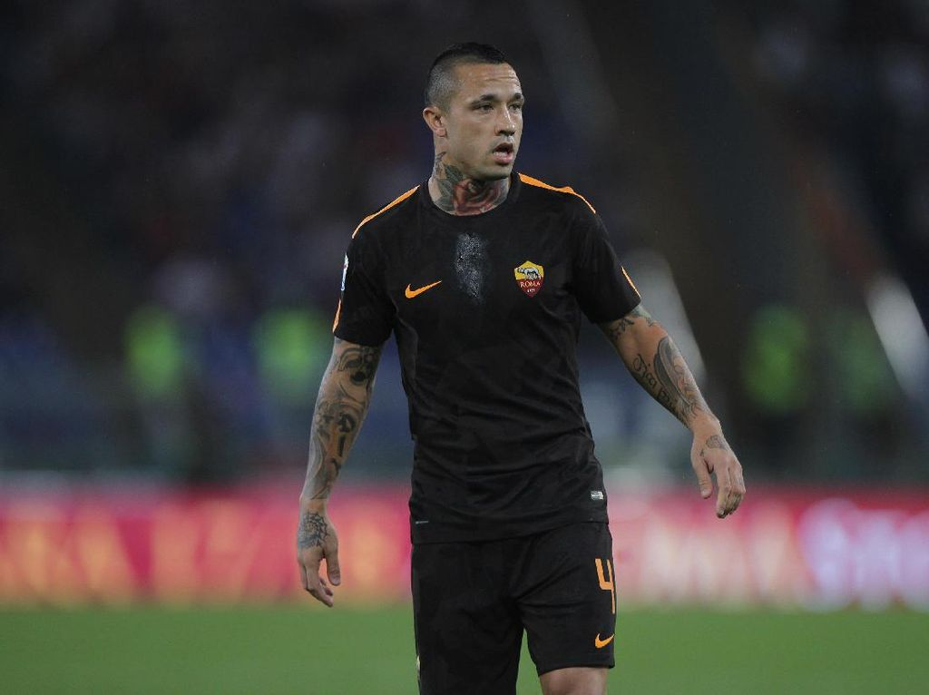 Nainggolan Dikabarkan ke Klub China, Roma: Tidak Ada Tawaran
