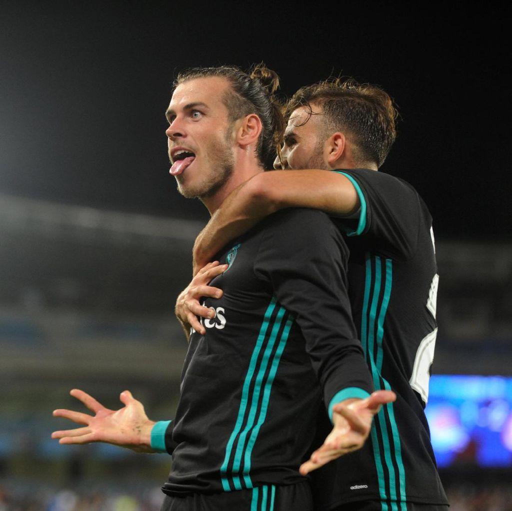 Pujian Zidane untuk Mayoral dan Bale