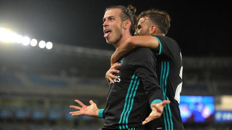 Bale Dan Mayoral Mendapat Pujian Dari Zidane