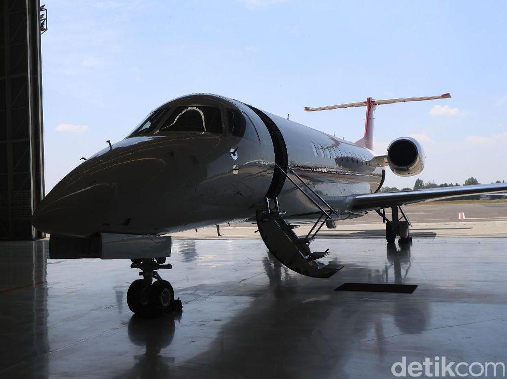 Mau Wara-Wiri Naik Jet Pribadi? Ini Biayanya