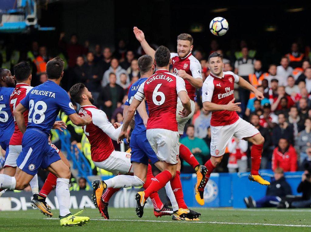 Usai Imbangi Chelsea, Arsenal Harus Impresif di Laga-laga Berikutnya
