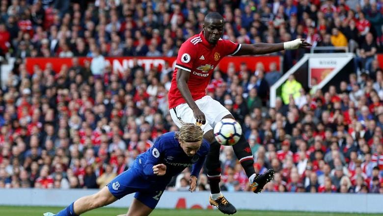 Empat Gol MU Tak Kuasa Dibalas Everton