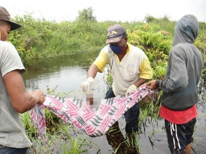 Buaya Mangsa Suprianto, Warga Desa Akan Gelar Tolak Bala