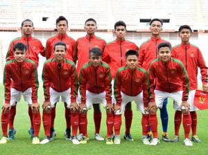 Indonesia Kalahkan Thailand 1-0, Perbesar Peluang Lolos ke Piala Asia U-16