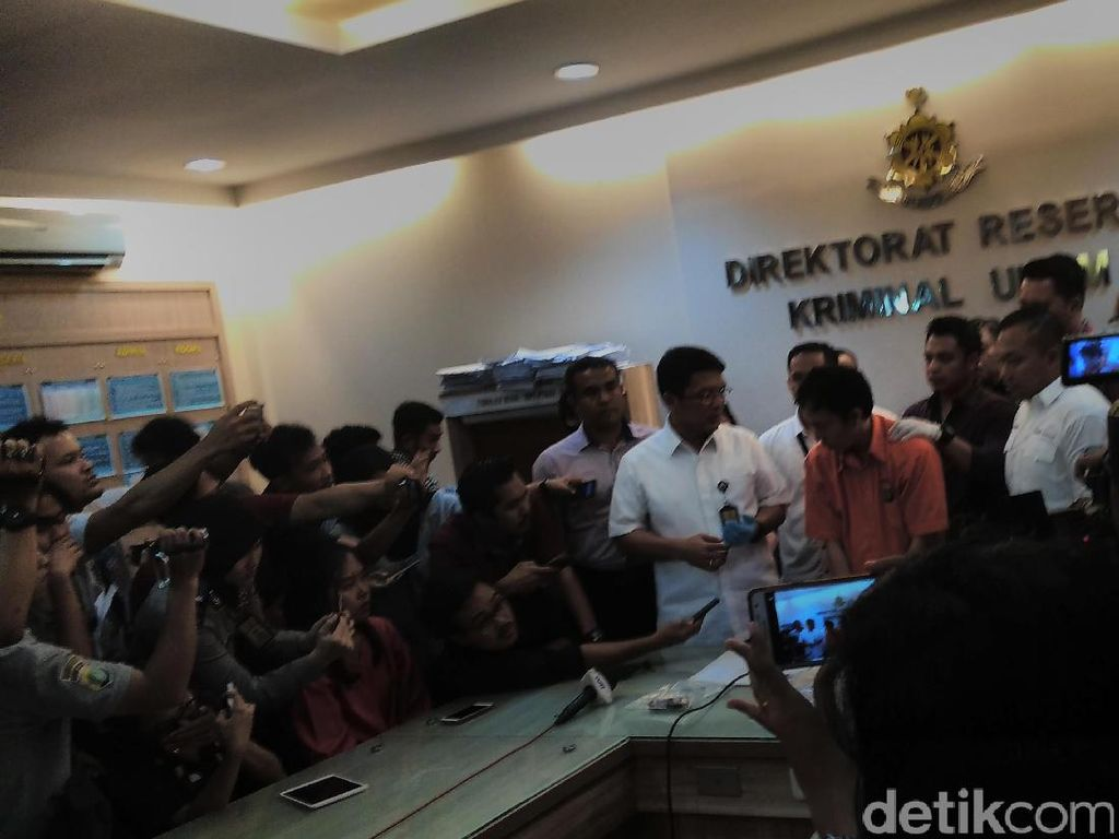 Usai Bunuh Pedagang Bakso di Tangerang, Jonny Pergoki Istri Selingkuh