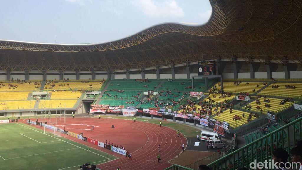 Jabar Kebut Penyelesaian Venue Asian Games 2018