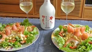 Slurpp! Sparkling Wine Ini Khusus Dibuat untuk Mengiringi Santapan Sushi